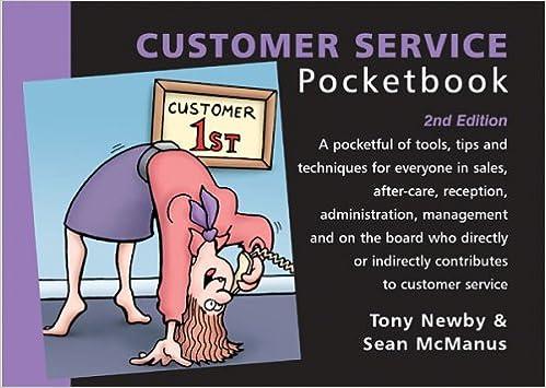 Customer Service Pocketbook (Management Pocketbook Series)