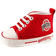 Baby Fanatic Pre-Walker Hightop, University of Ohio State