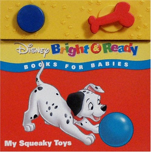 Download My Squeaky Toys (Bright & Ready Bks for Babies) pdf