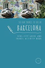 So, you're headed to Spain with your family. There is so much fabulous stuff on offer in Barcelona – but how will you keep the kids interested in the things you want to see and do?This kids city guide and travel activity book holds 50 careful...
