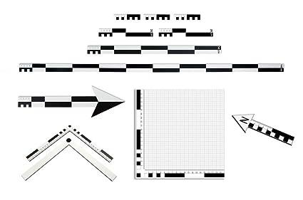 f/ácil de aplicar y quitar f/ácil de aplicar y extra/íble fuente y color elegidos Pegatinas para casa o buz/ón de correo combinaci/ón de hasta 10 n/úmeros