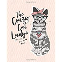 The Crazy Cat Lady's 2019 - 2023 Five Year Diary: The Cat Lover's Month to View Calendar, Schedule Planner and Appointment Diary (UK Edition) (Daily, ... Personal Organisers, and Appointment Books)