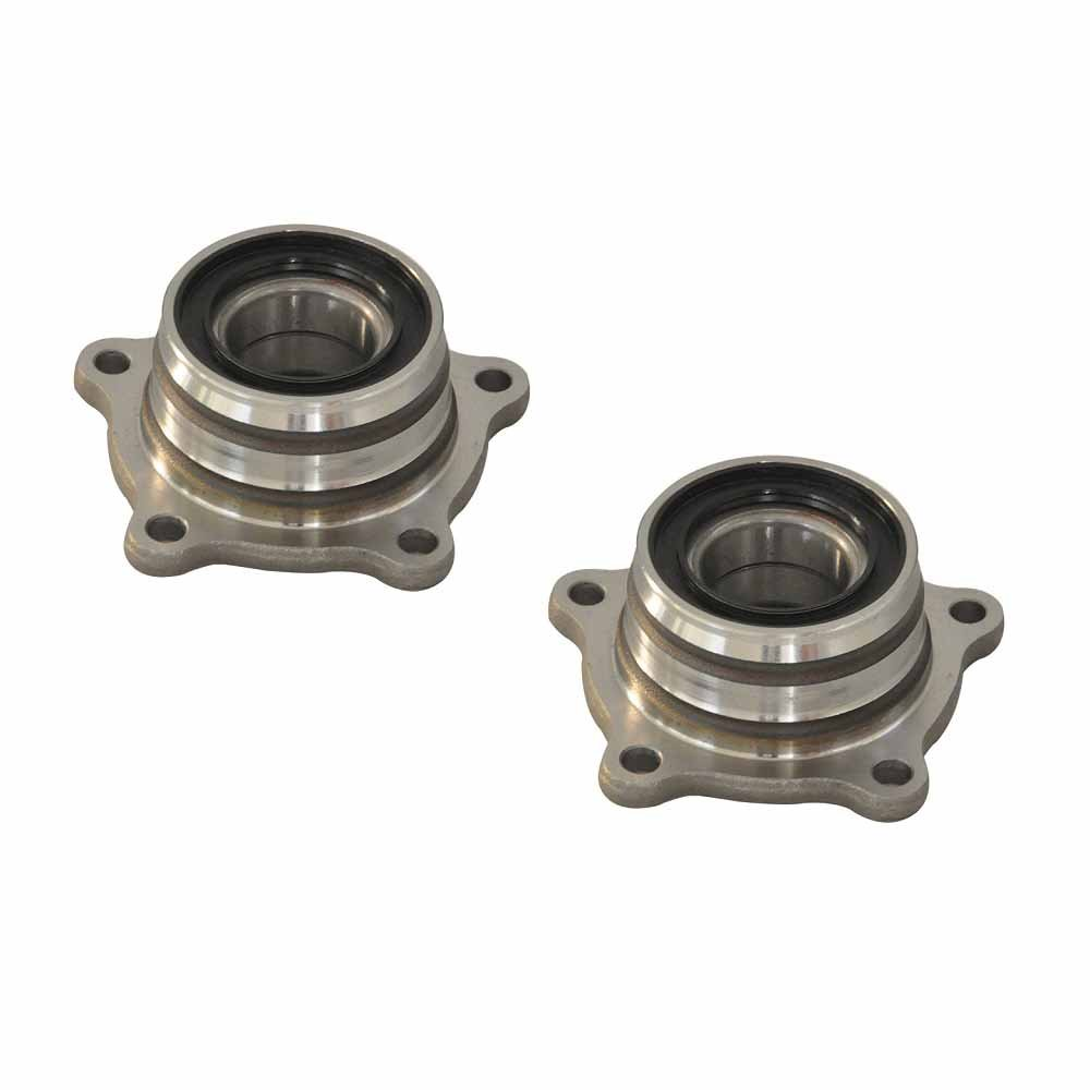 DRIVESTAR 512211x2 Pair:2 New Rear Left and Right Wheel Hub Bearings for 2001-2007 Toyota Sequoia