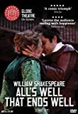 All's Well That Ends Well: Shakespeare Globe Theatre
