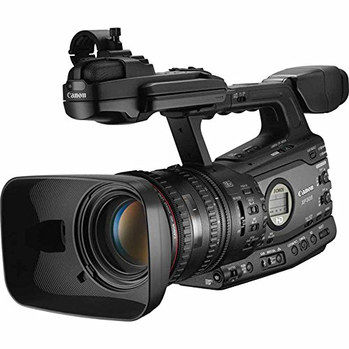 Canon XF305 HD Professional Camcorder with MPEG-2 4:2:2 50Mbps Codec 4454B001 by Canon