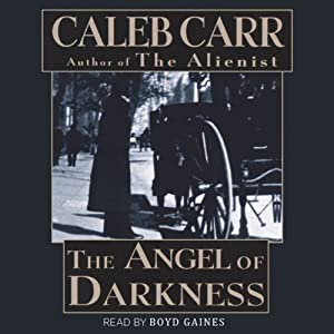 The Angel of Darkness Audiobook