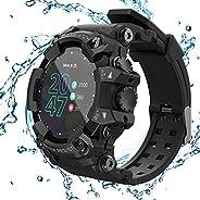 Relógio Smartwatch Inteligente Masculino XFTOPSE Esportivo com Monitoramento de Oxigenação Pressão Arterial, S
