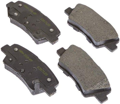 (Raybestos SGD1544C Service Grade Ceramic Disc Brake Pad)