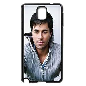 Samsung Galaxy Note 3 Cell Phone Case Black Enrique Iglesias DIY Customized Phone Case Cover XPDSUNTR17319
