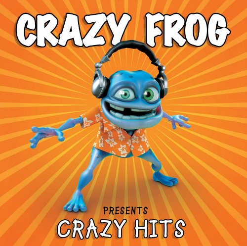 Crazy Frog - VA - 101 Party Hits  CD4 - Zortam Music