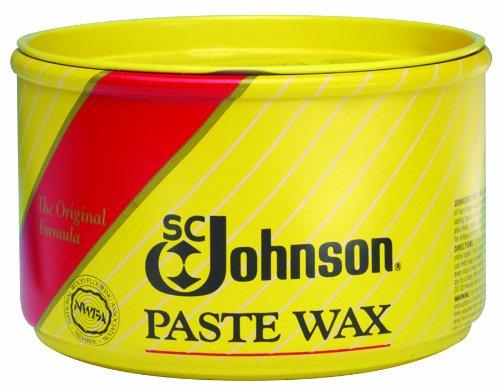 SC Johnson Wood Paste Wax (1-Pound, Case of 6) by SC Johnson