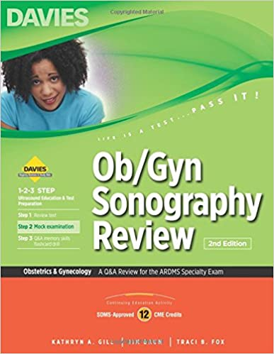Ob/Gyn Sonography Review, 2nd Edition: 9780941022262: Medicine ...
