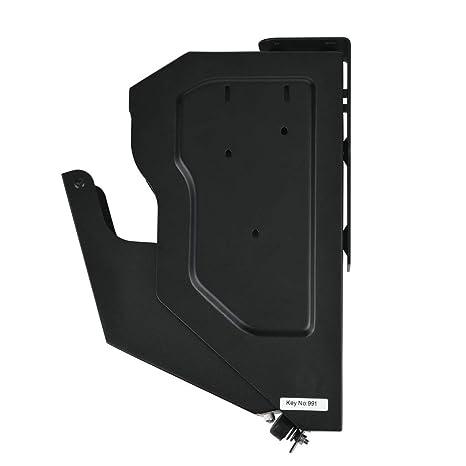 MIAOLULU arma gabinete seguro con caja de munición interna caja de armas obediente