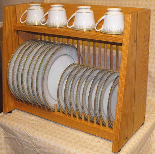 & Amazon.com - Plate Rack - Dish Racks