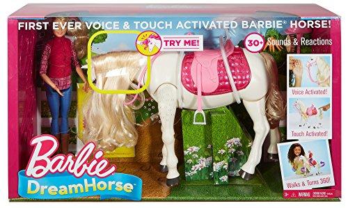 Barbie Dream Horse & Blonde Doll JungleDealsBlog.com