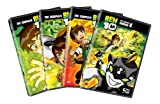 Cartoon Network: Ben 10 Seasons 1-4 (4-Pack)