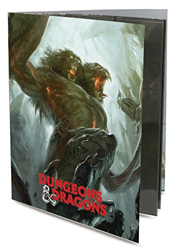 Ultra Pro Dungeons & Dragons Character Folio - Demogorgon (Sheet Small Sage)