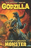 img - for Godzilla: History's Greatest Monster book / textbook / text book