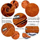 QeeLink Leather Welding Apron - Heat