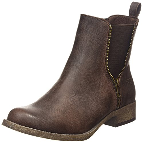 Brown Chelsea Cj1 Rocket Boots Dog Camilla Womens Brown afxnO84qw