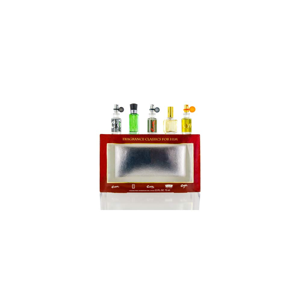 Mens Designer Variety Mens 5 Piece Mini Set (Fragrance Classique)
