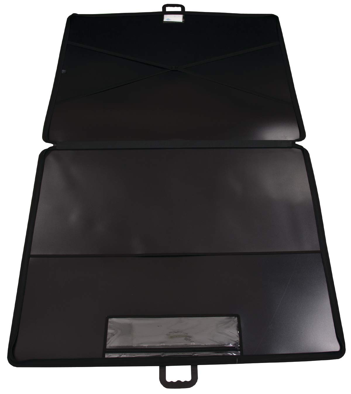 Alvin Prestige Zippered Artists Portfolio, 32 X 42 in, Black by Alvin