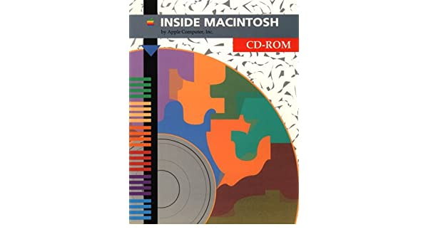 Inside Macintosh CD-ROM