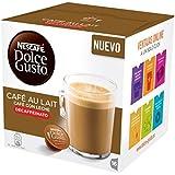 Dolce Gusto Cafe au lait DECAF-Pack of 3
