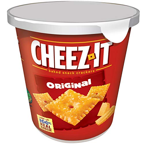 Cheez-It Baked Snack Cheese Crackers in a Cup, Original, Single Serve, 2.2 oz by Cheez-It (Image #7)