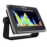 "Raymarine a97 Multifunction Display with Fishfinder, Wi-Fi & Lighthouse Navigation Charts, 9"" Fish Finders And Other Electronics Raymarine"