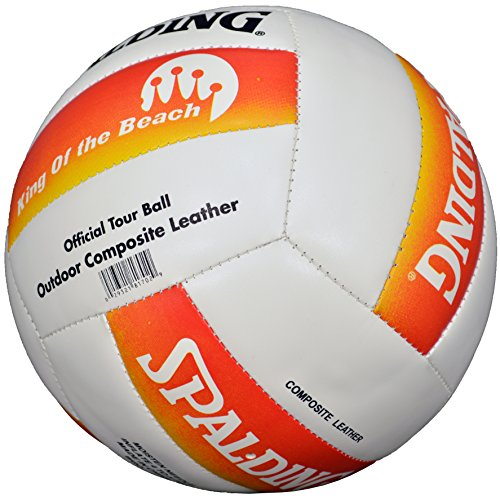 Spalding Volleyball King of the Beach Official Tour Ball Outdoor ( Lot of 12 )