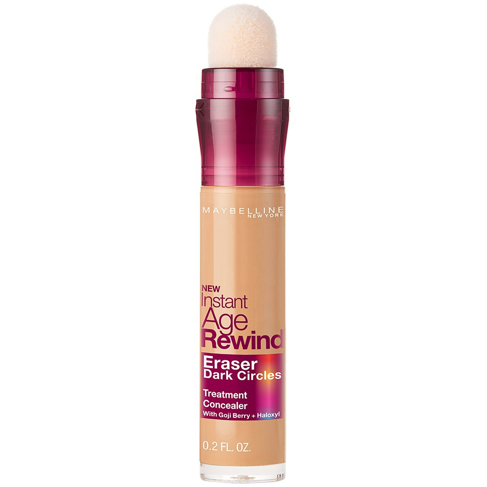 Maybelline Makeup Instant Age Rewind Concealer Dark Circle Eraser Concealer, Medium Shade, 0.2 fl oz