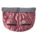 7AM Enfant Duo Double Stroller Blanket, Metallic Lilac by 7AM Enfant
