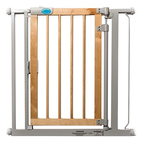 Bettacare Auto close Wooden Stair Safety Gate (Standard)