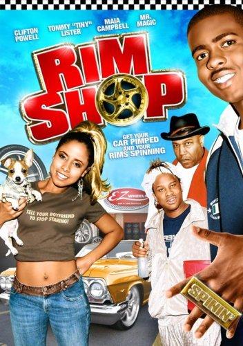 Rim Shop [DVD] [Region 1] [US Import] - Movie Shop Rim