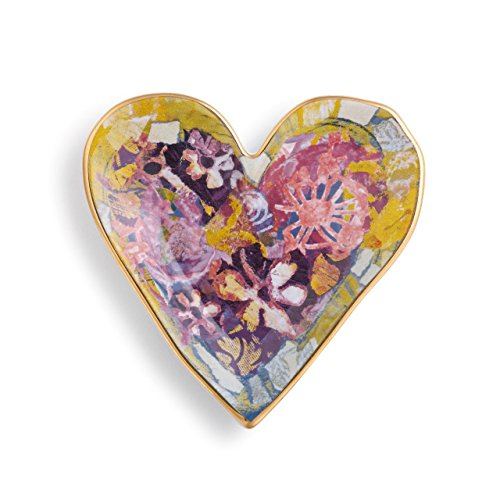 Heart Vanity - Demdaco Big Sky Carvers Bless Your Heart Vanity Dish