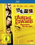 L'auberge Espagnole 1 Bd [Blu-ray] [Import allemand]