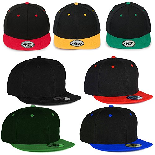 Cap Gorra Snapback 4sold b Black Red de Abc 4qX4RwxEzT