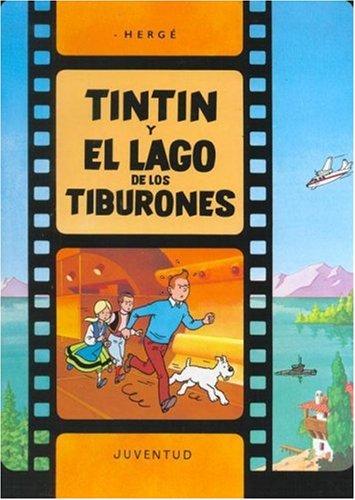 Descargar Libro C- Tintín Y El Lago De Los Tiburones Herge-tintin Cartone Iv