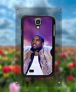 Kanel - Kanye West Samsung S4 i9500 Cell Phone Funda Case, actor Hard Funda Case Ultra Thin Scratch-Proof Back Film Protector Skin for Samsung S4 i9500