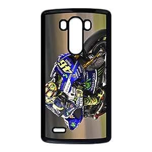Valentino Rossi Lg G3 Cell Phone Case Black DAVID-409259