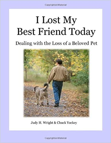 Download I Lost My Best Friend Today: Dealing with the loss of a beloved pet PDF