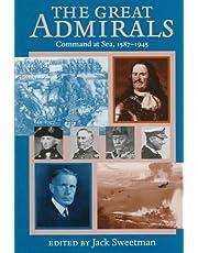 Great Admirals: Command at Sea, 1587-1945