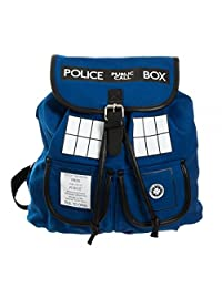 Doctor Who Tardis Knapsack