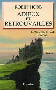 """Afficher """"Assassin royal (L') n° 13 Adieux et retrouvailles"""""""