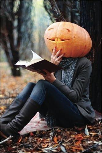 Book Pumpkinhead reader Notebook: 150 page Notebook Journal Diary: Volume 4 (Autumn Awe 150 Blank Notebooks)