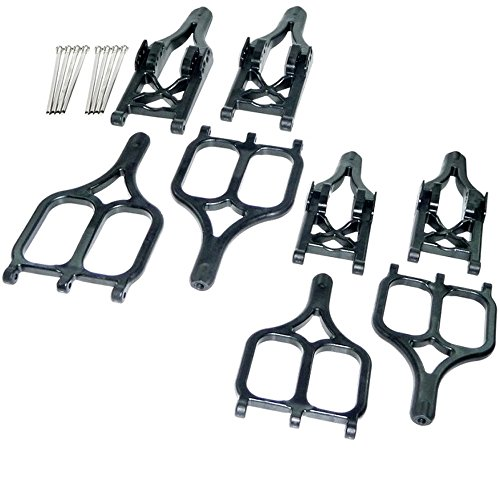 Traxxas T-Maxx 3.3 FRONT & REAR, UPPER & LOWER SUSPENSION ARMS & HINGE PINS