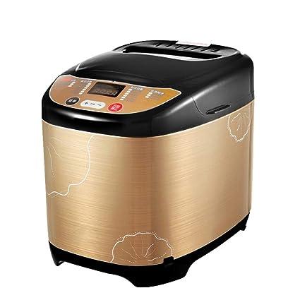 LJ-MBJ Inteligente Maquina de Pan, Casa Completamente automático Maquina para Hacer Pan,