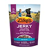 Image of Zuke's Jerky Natural Bites Beef Recipe Dog Treats - 6 oz. Pouch