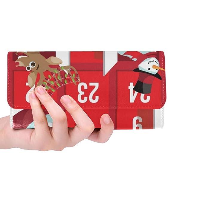 Amazon.com: Único personalizado Navidad Adviento Calendario ...